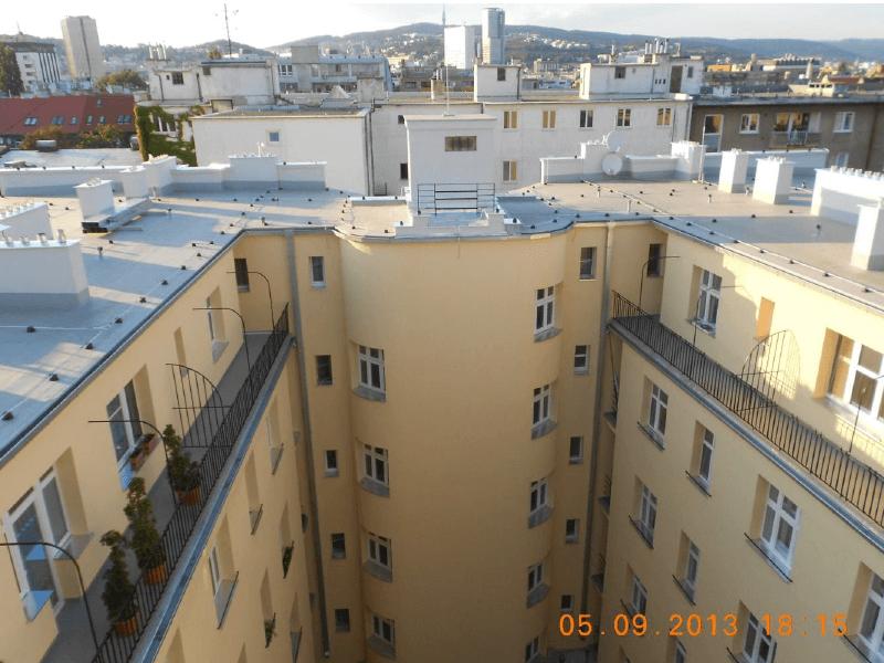 Pozemné stavby Pezinok - obnovenie stavieb