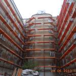 Pozemné stavby Pezinok - prerábanie